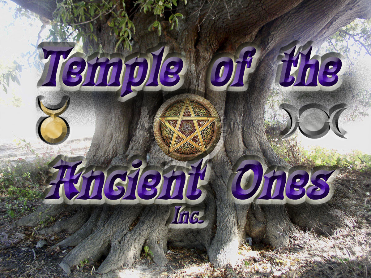 Temple of the Ancient Ones, TAO, Temple, The First Legal